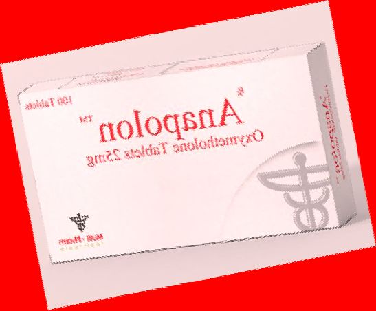 Anadrol (Anapolon o Oxymetholone) in linea