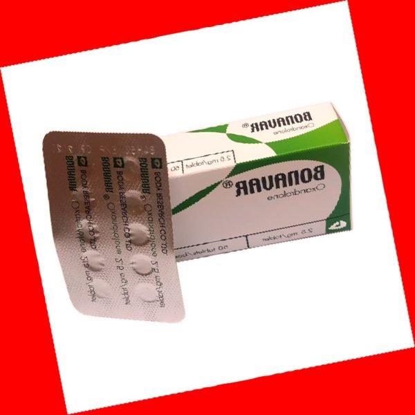 Oxandrolone in linea