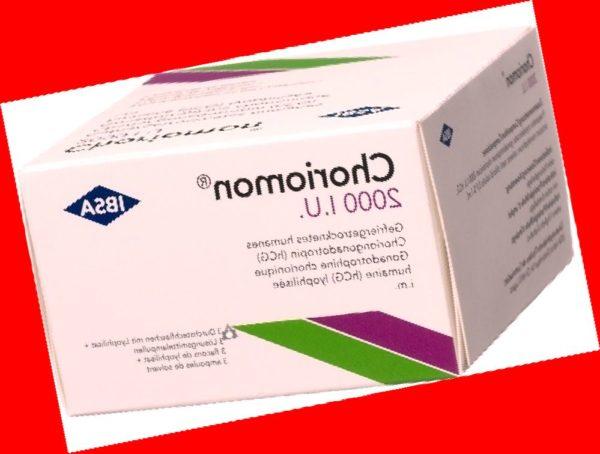 HCG / gonadotropina corionica umana in linea