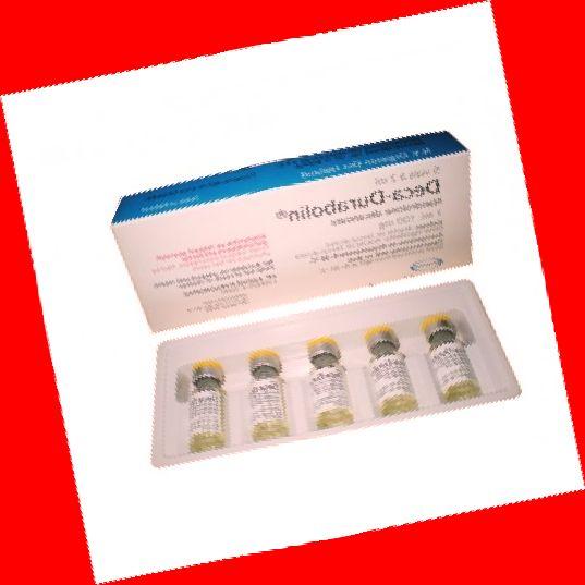Deca Durabolin / Nandrolone decanoato in linea